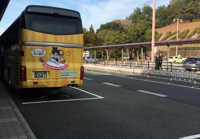 岡山空港連絡バス