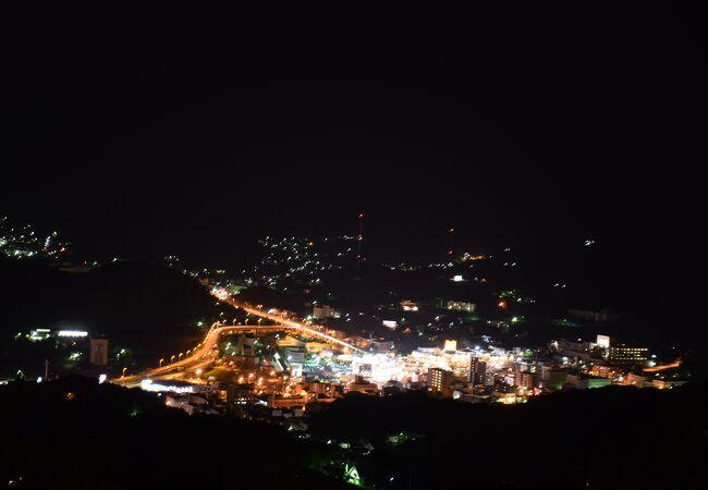 室蘭の夜景スポット