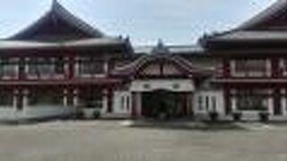 増上寺会館 大食堂