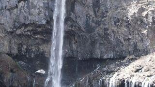 華厳滝観瀑台