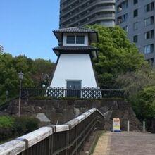 石川島灯台(人足寄場跡)