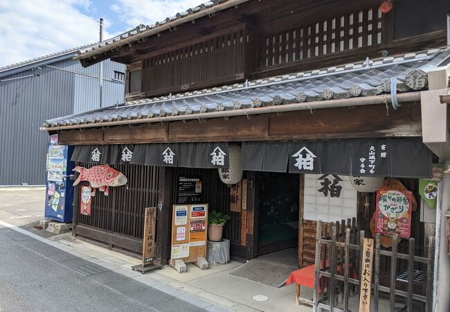 江戸時代の木造家屋