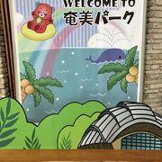 奄美大島のことがよくわかる施設です