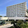 たまにはこんな規模の観光ホテルも楽しい。