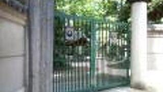伊藤博文墓所