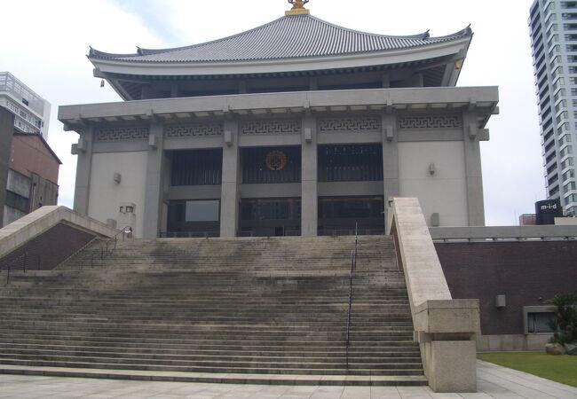北御堂(津村別院)