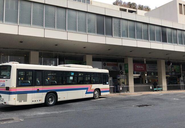 天満屋バスステーション