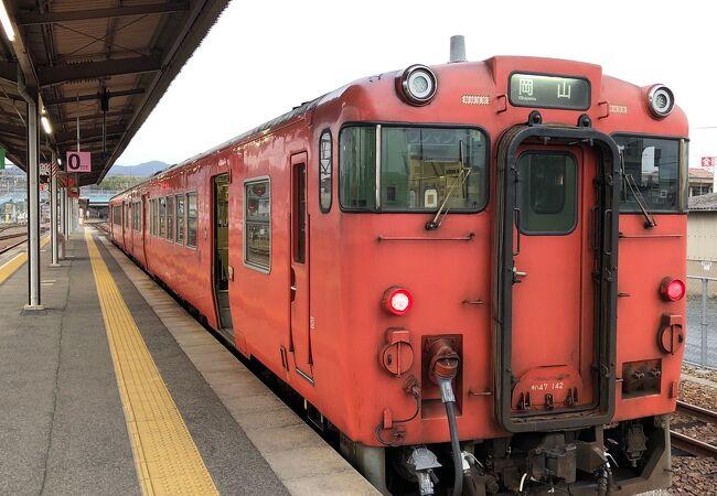 JR桃太郎線 (吉備線)