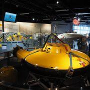 本物の潜水艦を見学
