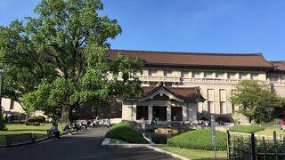 建物も素敵な博物館