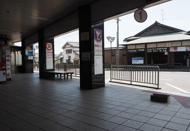 橋の駅 錦帯橋(錦帯橋バスセンター)