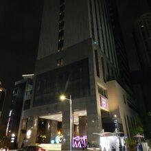 ホテル チャム チャム タイペイ