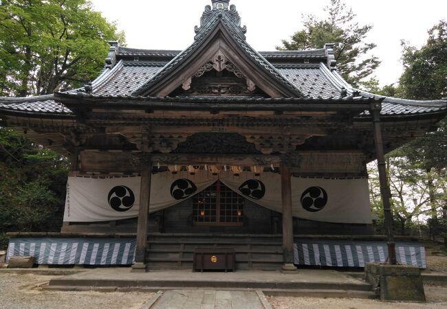 西奈弥羽黒神社