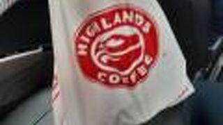 ハイランド コーヒー (レタントン通り店)