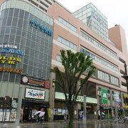 駅近ショッピングモール