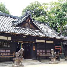 誉田八幡宮(こんだはちまんぐう)
