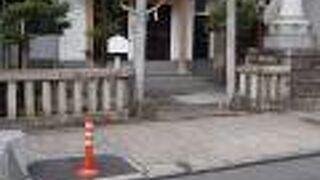 曲師町琴平神社