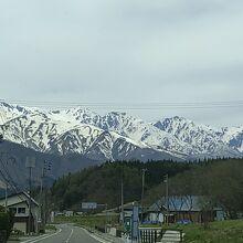 白馬岳(長野県白馬村)