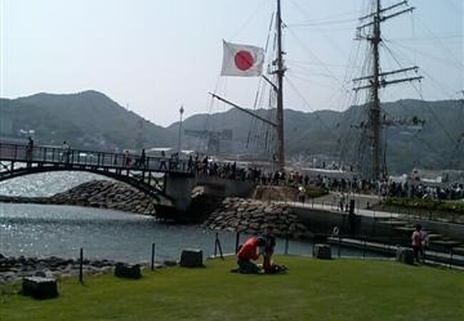 長崎港の名物イベント