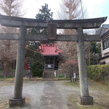 羽黒神社 (お羽黒さん)