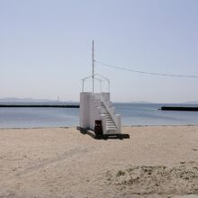 日間賀島東浜海水浴場(サンライズビーチ) 日間賀島西浜海水浴場