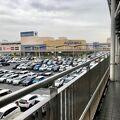 大垣駅の隣のショッピングモール