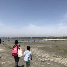 銚子マリーナ海水浴場