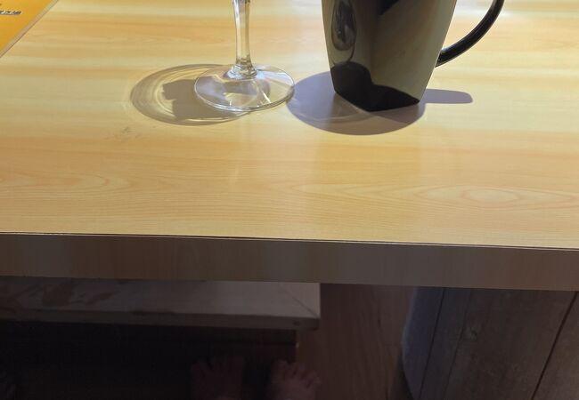 あし湯カフェ エスポ
