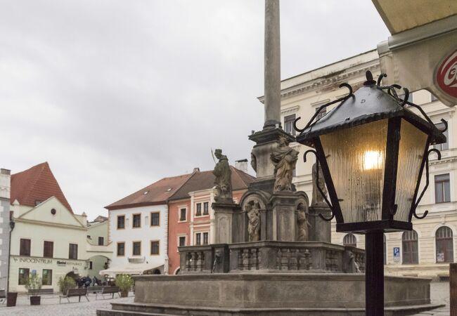旧市街の広場