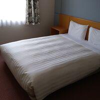 全室に150cm幅のクイーンサイズのベッド