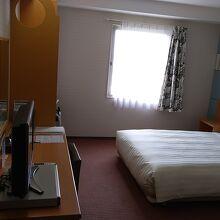 1ベッドルーム(21㎡)