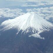 羽田→福岡便ではA席から見えます