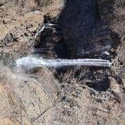 有名な華厳の滝