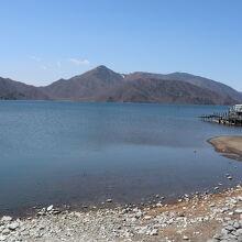 日光国立公園中禅寺湖畔