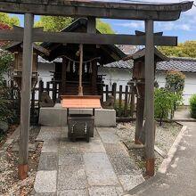 比売古曽神社 (高津宮境内社)