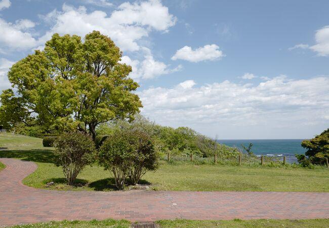 三崎公園(福島県いわき市)