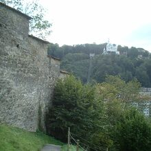 ムーゼック城壁