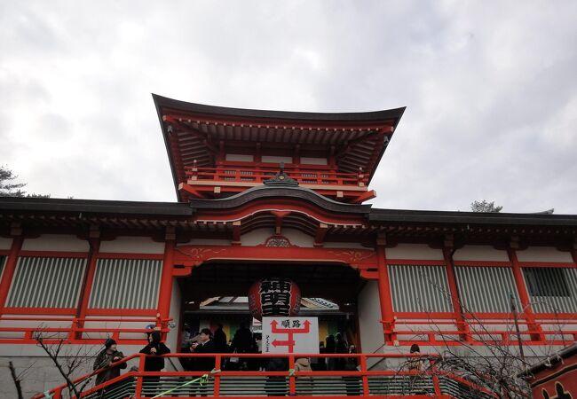 東光寺(門戸厄神) 中楼門