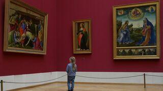 ドイツ屈指の芸術の都ミュンヘン、極めつけの絵画の殿堂