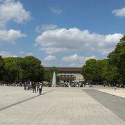 東京国立博物館見ごたえあります。大英博物館やメトロポリタン美術館のよう。シニアは無料。