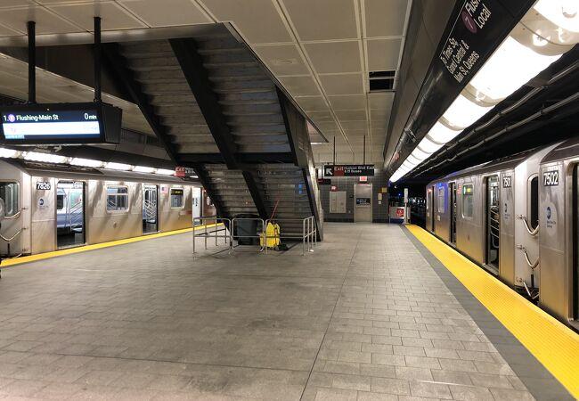 34丁目ハドソン ヤード駅
