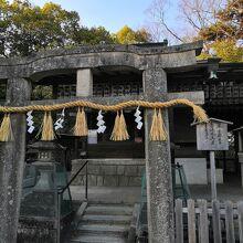 厳島神社 (京都御苑内)
