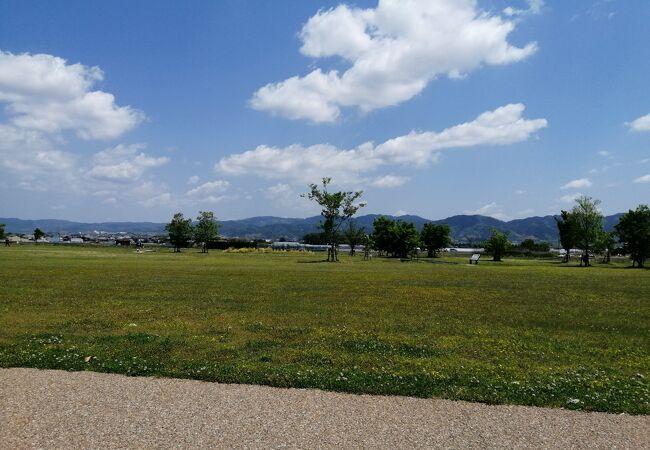 唐古 鍵遺跡史跡公園
