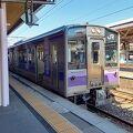 JR東北本線、盛岡→北上