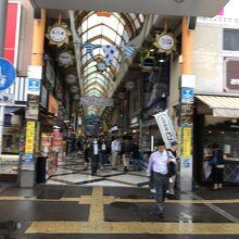 中野サンモール商店街