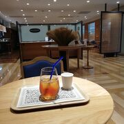 横浜駅の穴場カフェ
