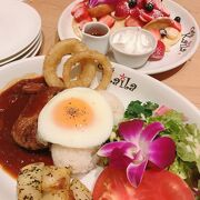 舞浜のハワイアンカフェ