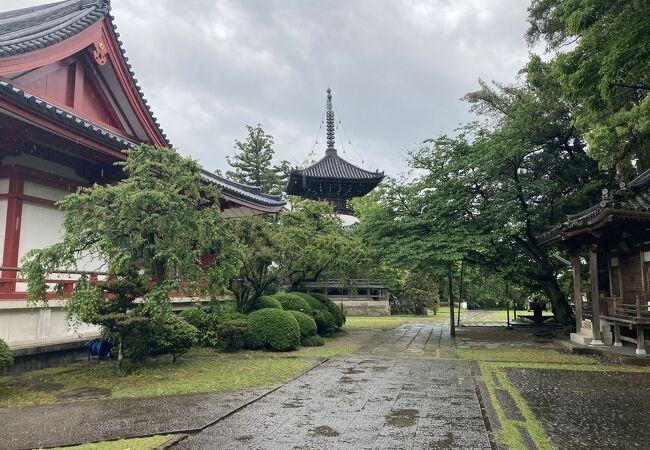 高山寺(弘法さん)