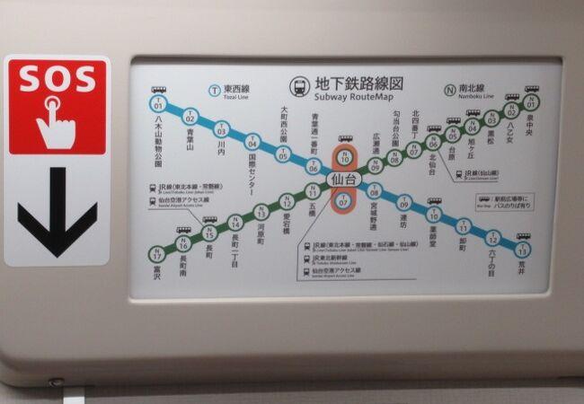 仙台駅 (地下鉄)