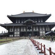 東大寺のメインスポット